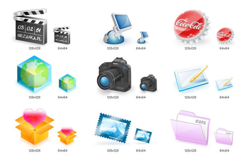 40+ Extremely Beautiful Icon Sets Hand-picked from