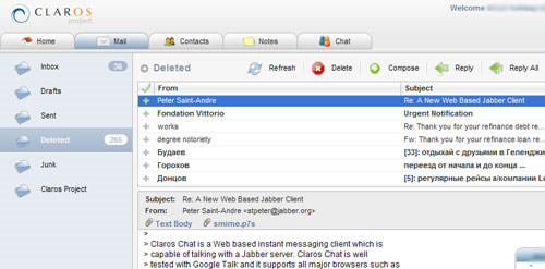10 AJAX-based & PHP WebMail Clients For a Great User Experience | The  JotForm Blog
