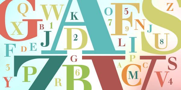 Justus Bold modern serif font
