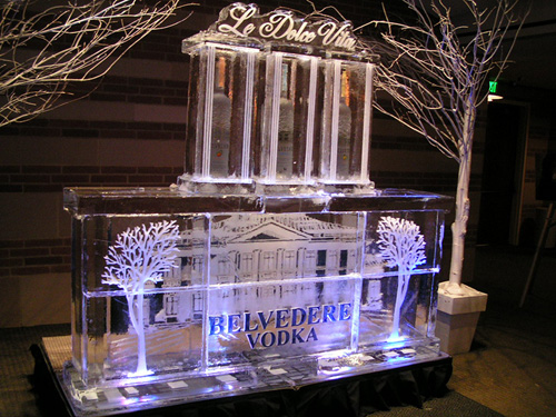 3d ice belvedere bar