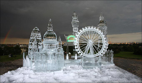 Ice Sculptures London