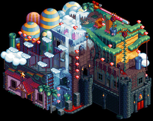 40 Examples Of Eye Popping Pixel Art The Jotform Blog