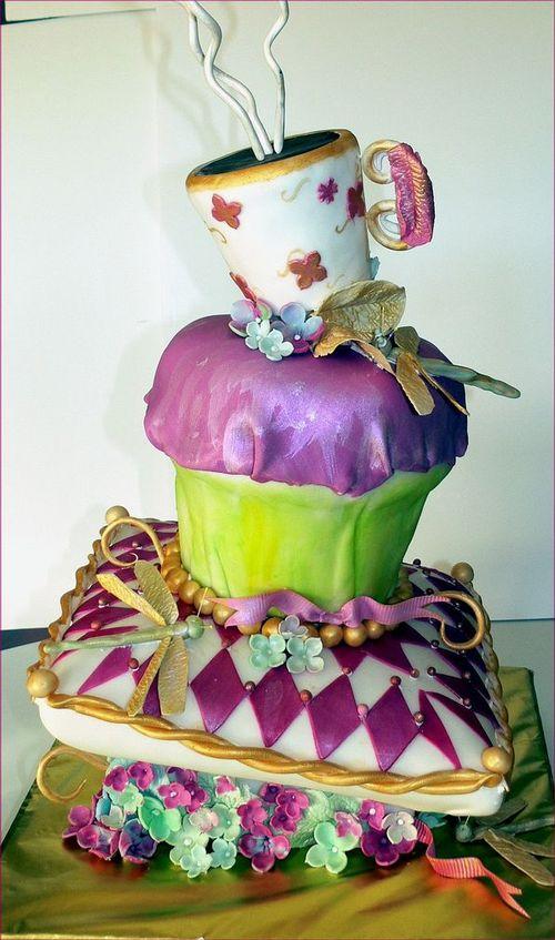 Excellent 50 Creative Cake Designs Around The World The Jotform Blog Funny Birthday Cards Online Barepcheapnameinfo
