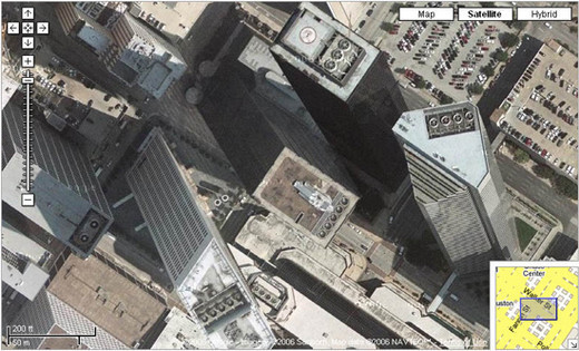 40 Bizarre and Cool Google Earth Photos | The JotForm Blog
