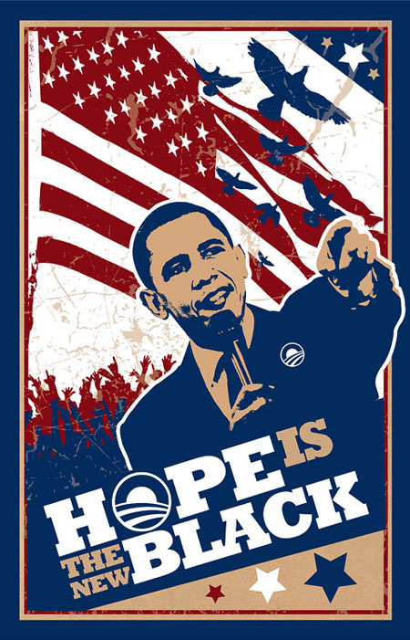 Hope is the new black
