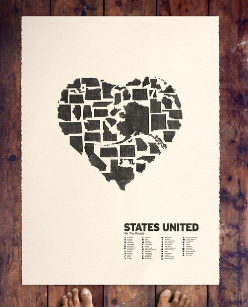 Infographic - STATES UNITED