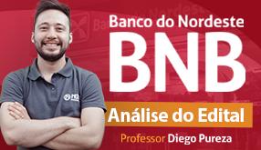 Banco do Nordeste - Análise do Edital