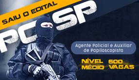 Prepare-se para a PC-SP!