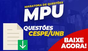 Maratona de Questões MPU