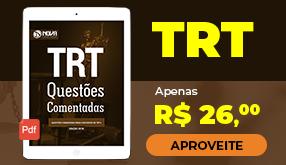 Prepare-se para o Concurso TRT-SP!
