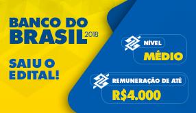 Prepare-se para o Banco do Brasil!