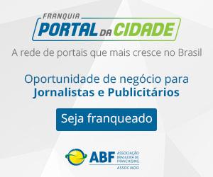 Banner Franquia Portal da Cidade