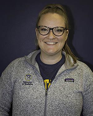 Lauran Schaefer - Sexual Harassment Officer