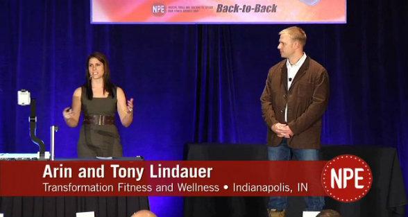 Arin & Tony Lindauer Image