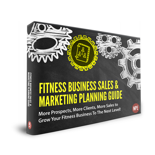 Fitness Business Sales & Marketing Planning Guide Image