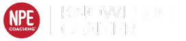 NPE Coaches Corner logo