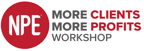 MORE CLIENTS, MORE PROFITS Workshop