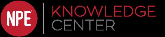 NPE Knowledge Center logo