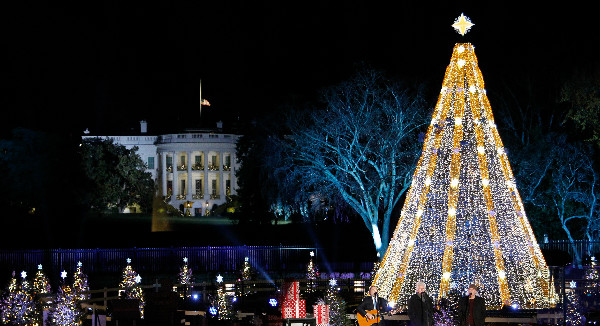 event history timeline national christmas tree lighting national christmas tree lighting
