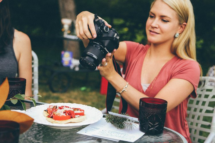 5 Easy Tips for At-Home Food Photography