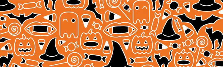 10+ Halloween Freebies: Party Invitations, Phone Backgrounds, Prints, & More