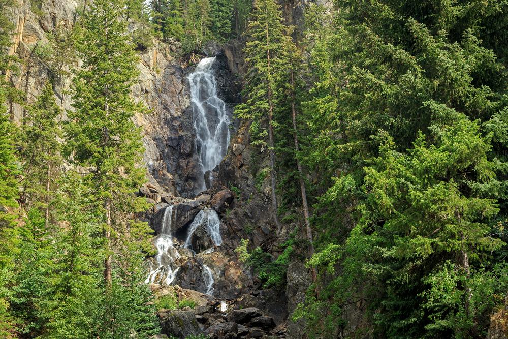 Fish Creek Falls Steamboat Springs, CO