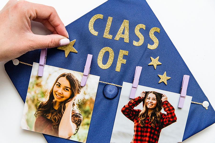 Graduation Cap Stickers