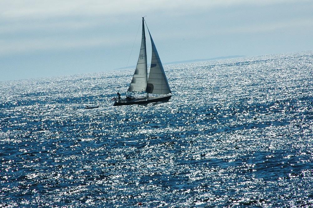 Crooked Horizon Photograph