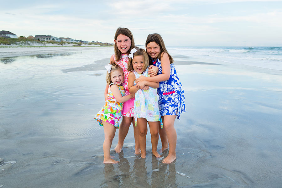 10 Tips for Creating Amazing Family Portraits at the Beach