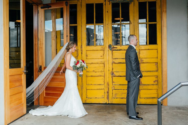 5 Reasons To Do a First Look At Your Wedding