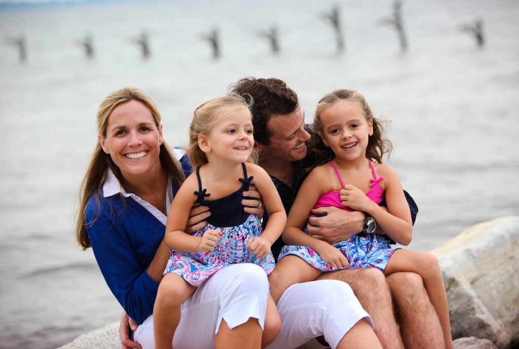 Family Pictures on the beach