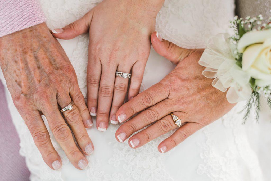 generational wedding image