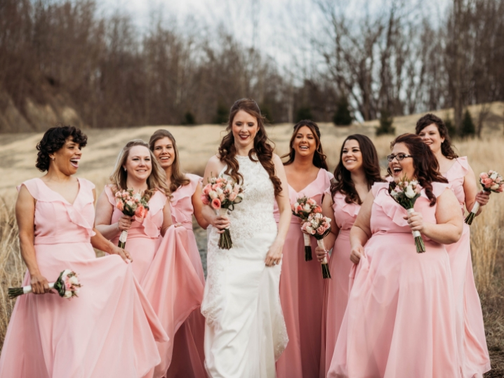 5 Ways to Spoil Your Bridesmaids