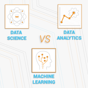 Data Science vs Data Analytics vs Machine Learning