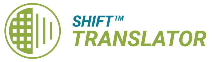 Shift TRANSLATOR