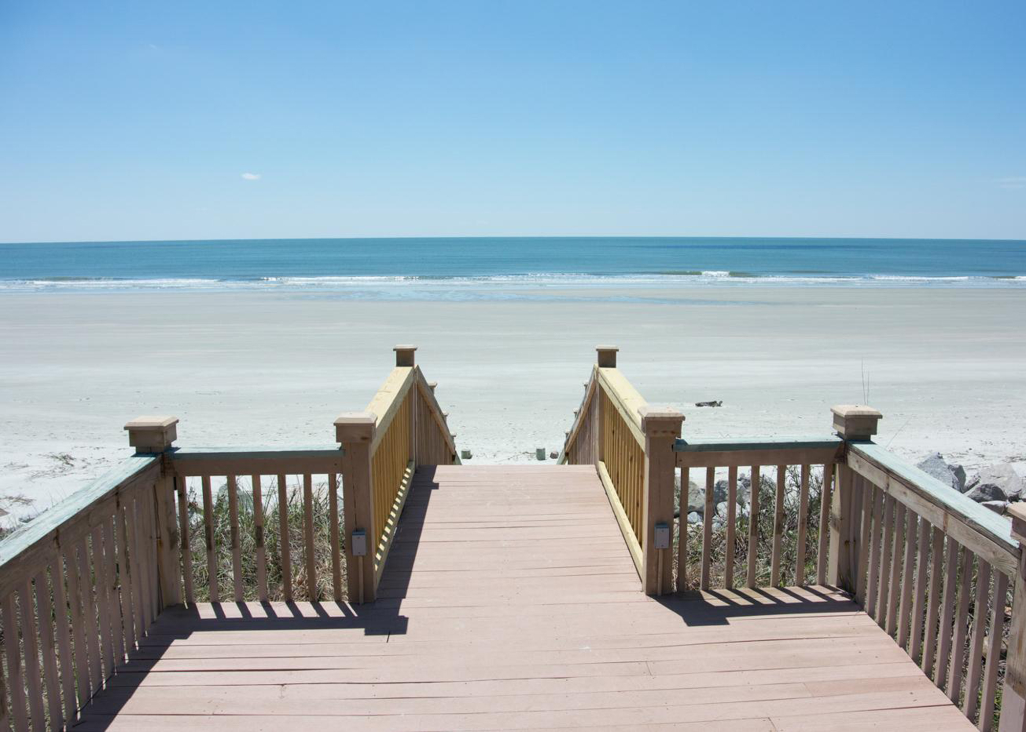 Sandy Toes On Fripp Island By Natural Retreats