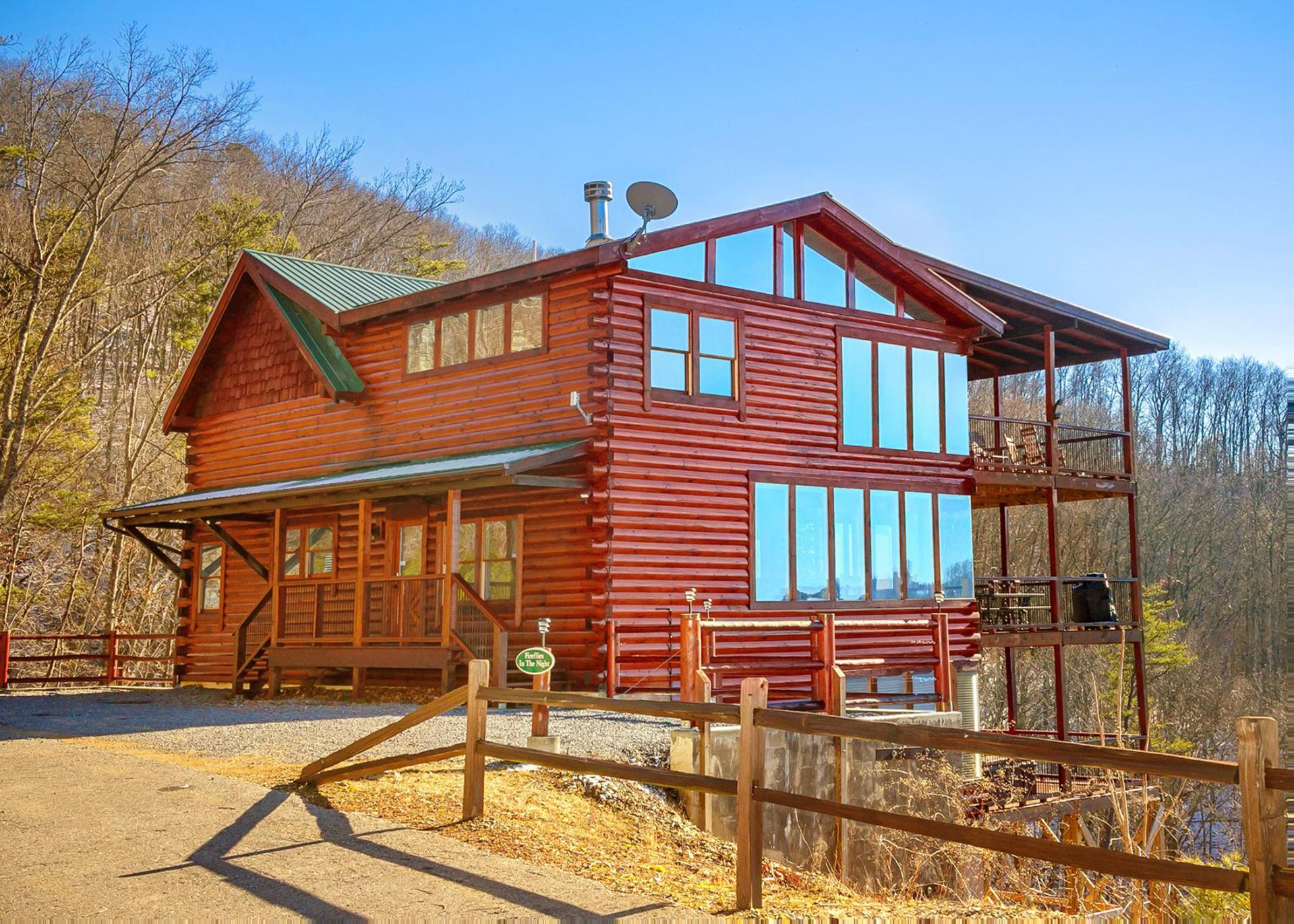 center visitor cabins angel winter mountain listing fire