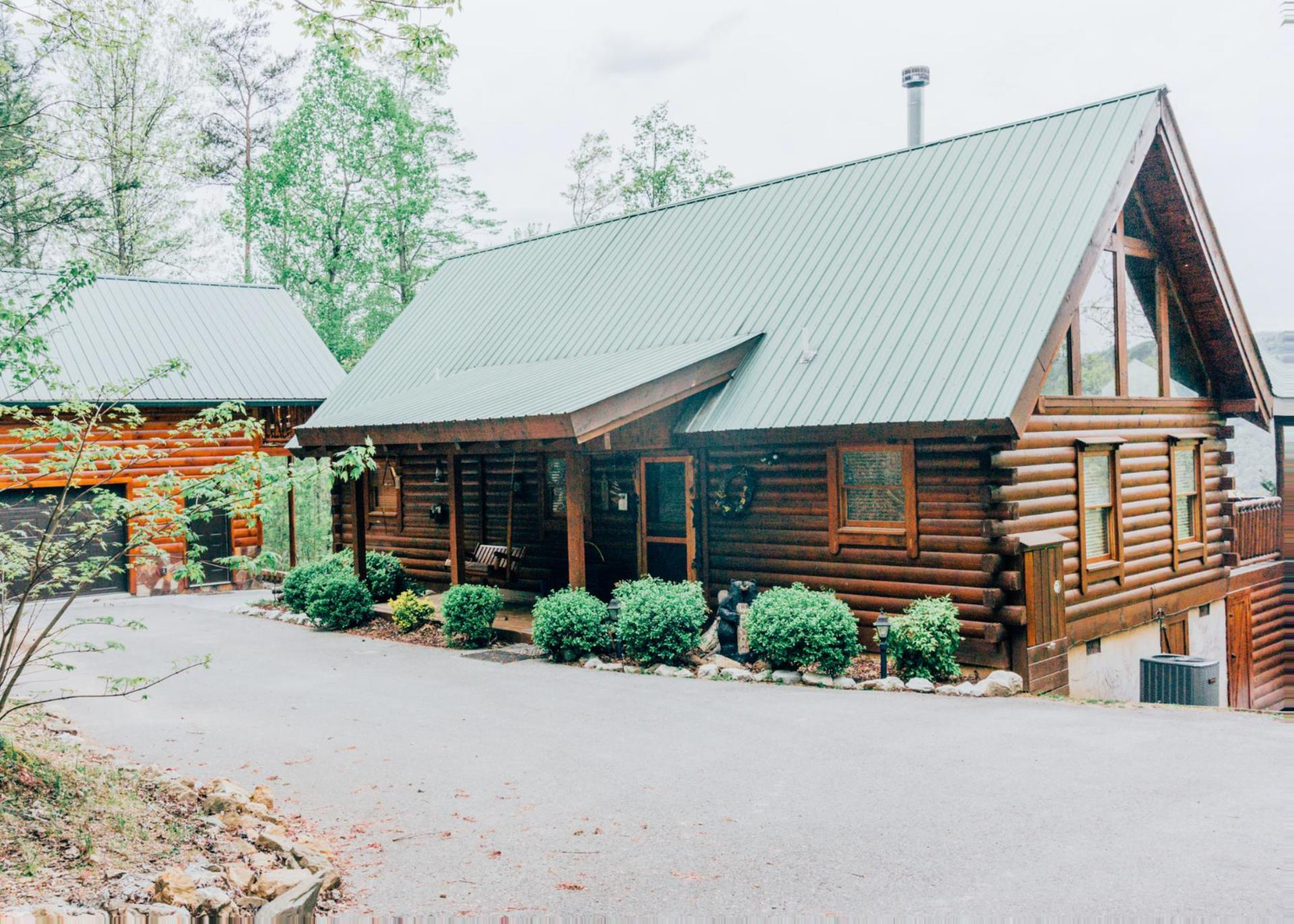 log and classic cabin time louisiana hot cabins pin tubs in logs pinterest with