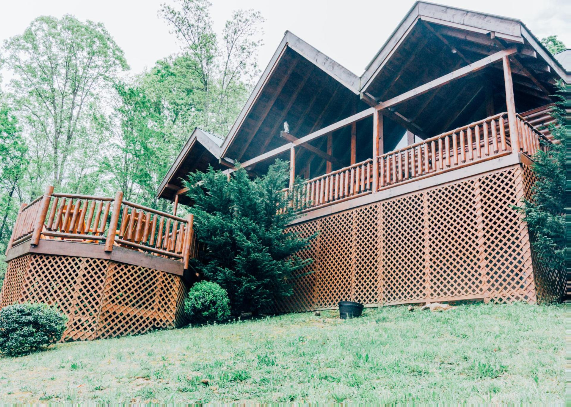 natural destinations us a s heavens brothers retreats louisiana cabin view is cove east six heaven sized sleeping states bath can in of cabins wears two the with choose queen log hot comfortably tubs guests united accommodation from valley bedroom cozy one