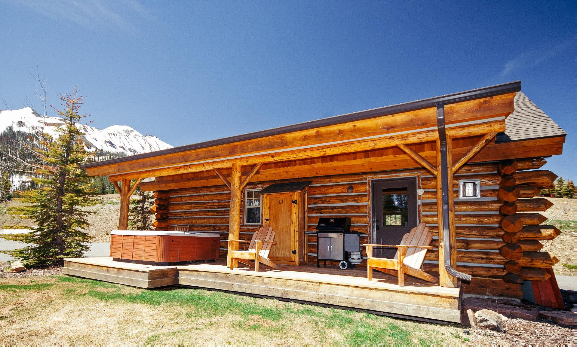 cowboy heaven cabins 9 rustic ridge natural retreats
