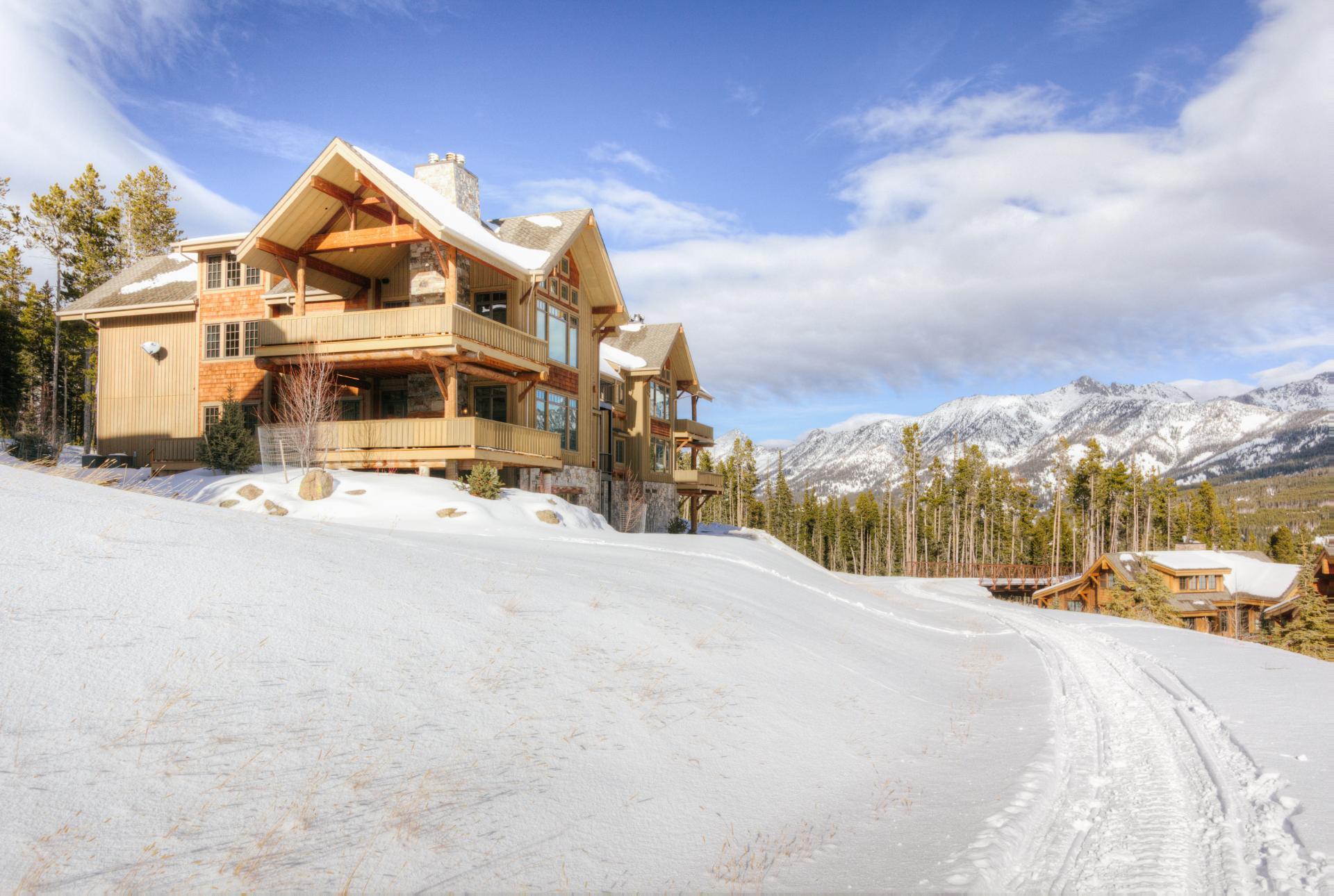 Big Sky Vacation Cabin And Home Rentals Big Sky Vacation
