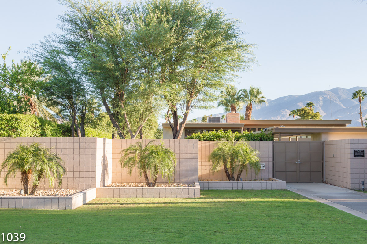Frank Sinatra Twin Palms Estate Natural Retreats