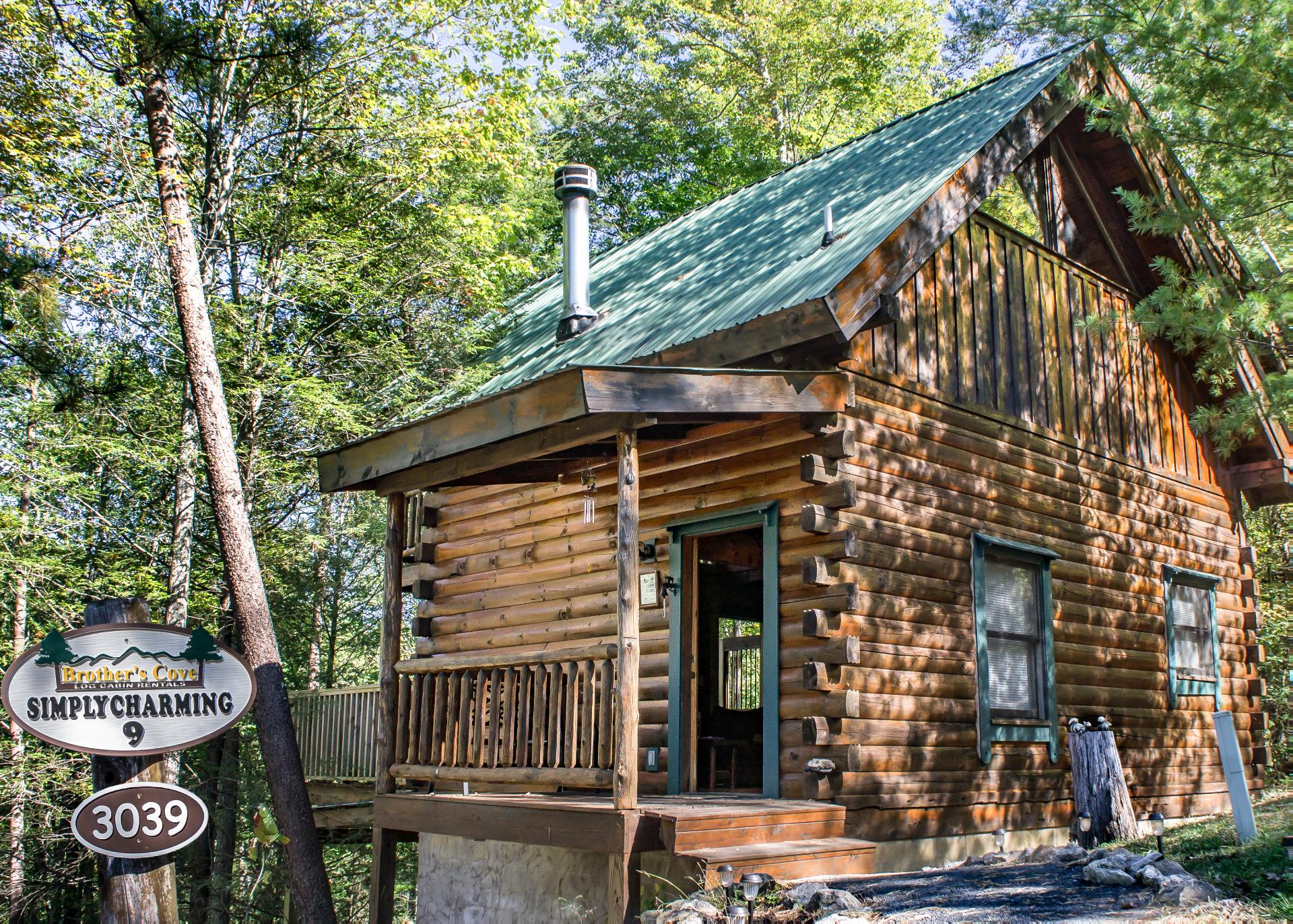 tennessee tn cheap rentals drobek for in rent log cabins cabin s rental info vacation gatlinburg