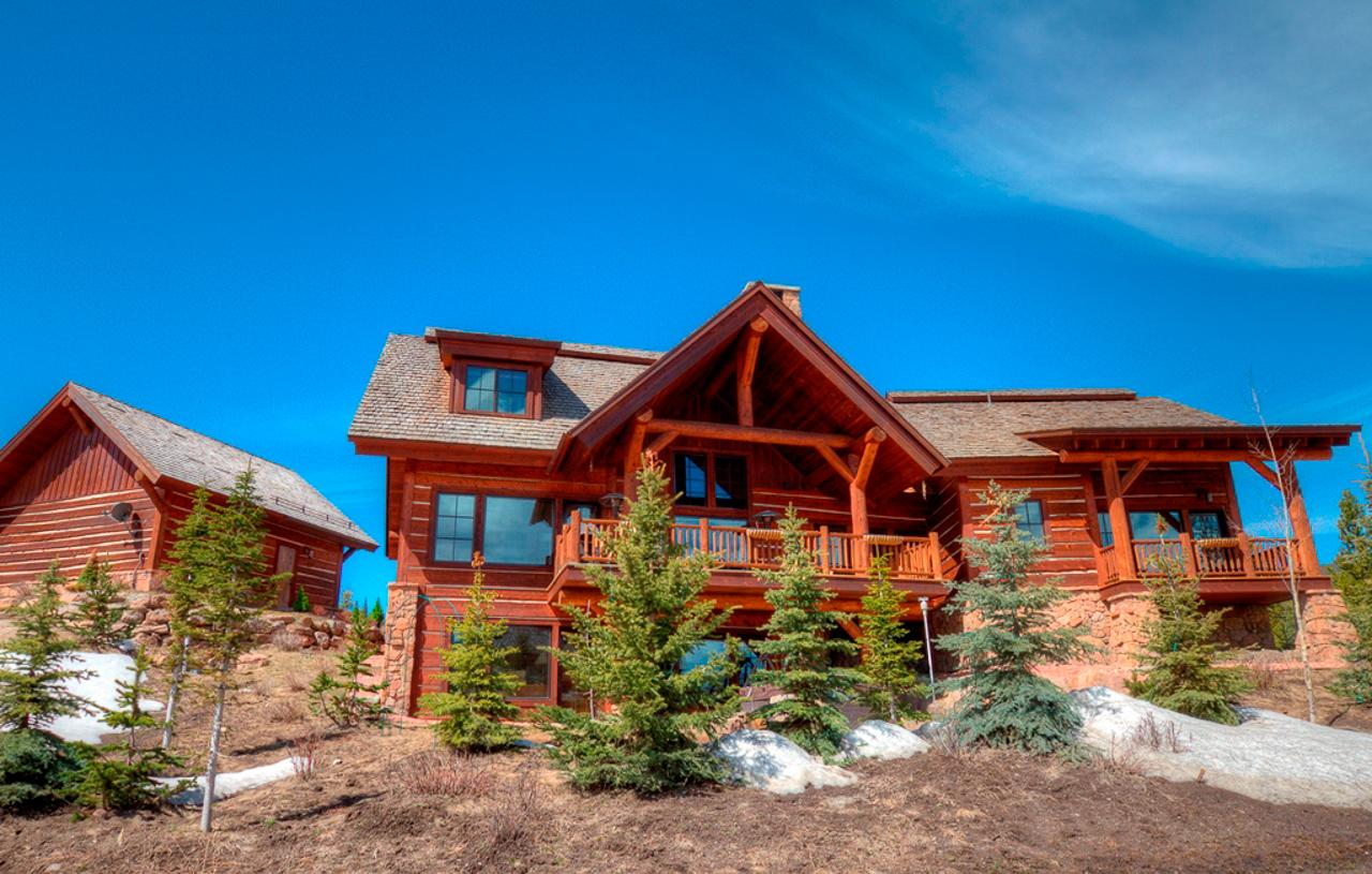 In the summer there are many outdoor activities for for Big sky cabin rentals