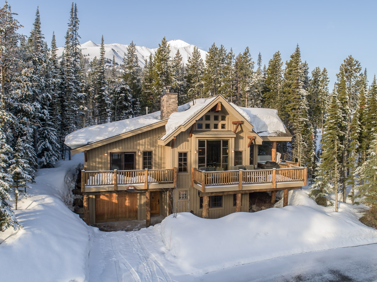 Luxury Vacation Rentals | Big Sky, MT | Natural Retreats