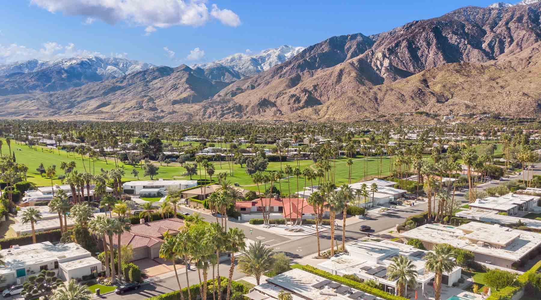 Palm Springs Luxury Vacation Rentals   Natural Retreats