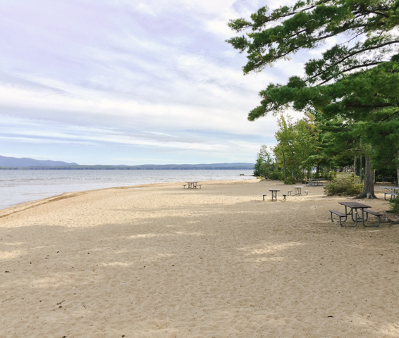 Lake Winnipesaukee - Beach Access - 237
