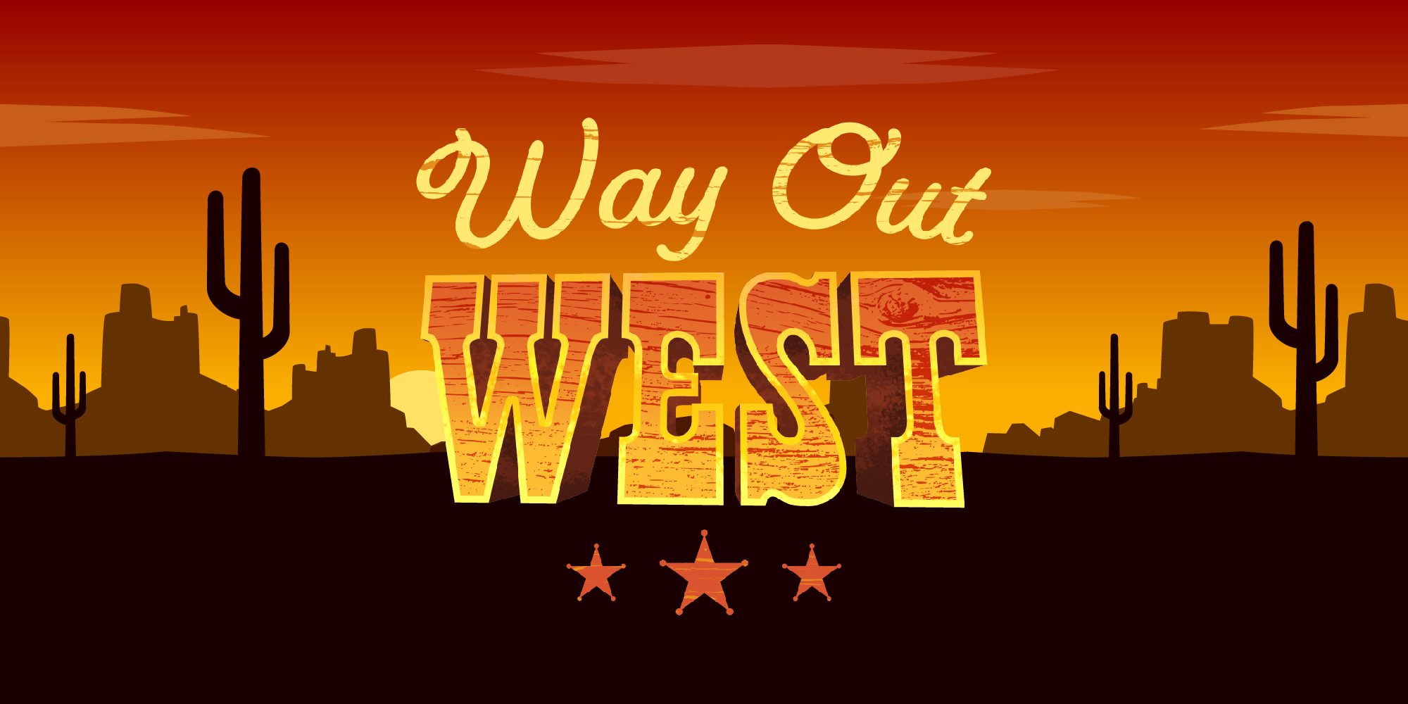 Gratis Tatuering Way Out West 2019