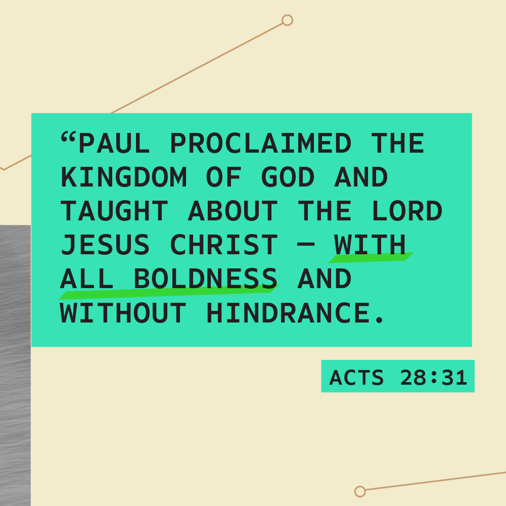 Are you willing to say yes to God? | Acts: A 28-Day