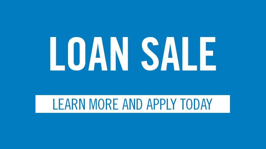 Loan Sale!